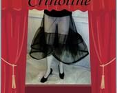 1950s Retro new USA Seamstress custom made Crinoline 2 layer medium poof Size LARGE
