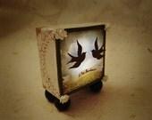Light box display -Le petit bonheur-