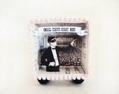 Diorama shadow box -Small Circus Great Men ARCHIBALD- - ILaBoom