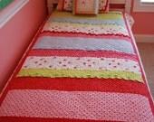 Eliza Jane PDF quilt pattern TWIN SIZE