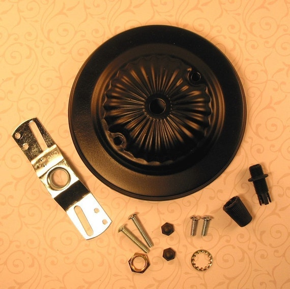 Ceiling Canopy Fixture Mounting Kit