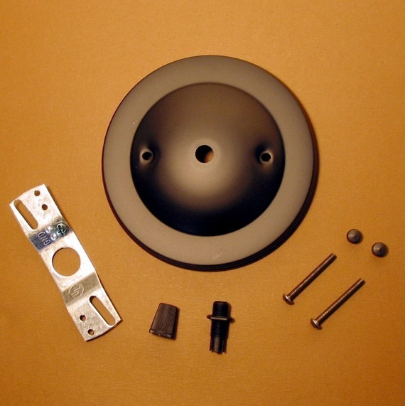 CLASSIC Design Ceiling Canopy Fixture Mounting Hardware Kit