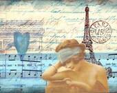 Paris Dreams (Art Print)