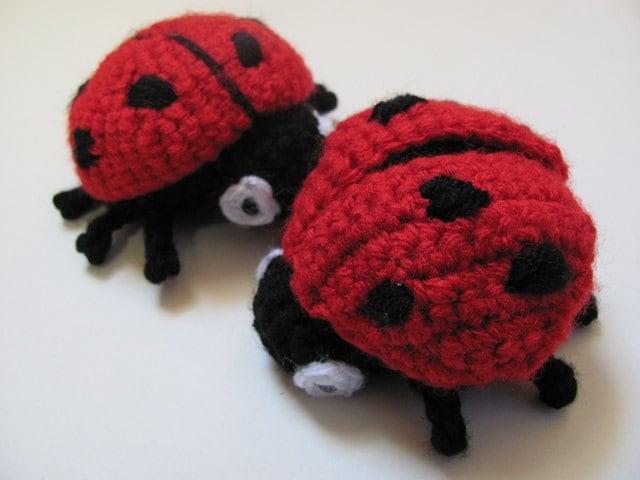 ladybug crochet pattern