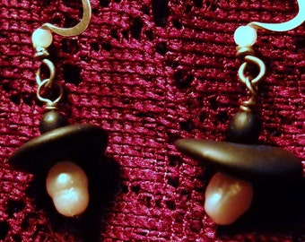 Zen River Meditation Earrings, Time Raveler