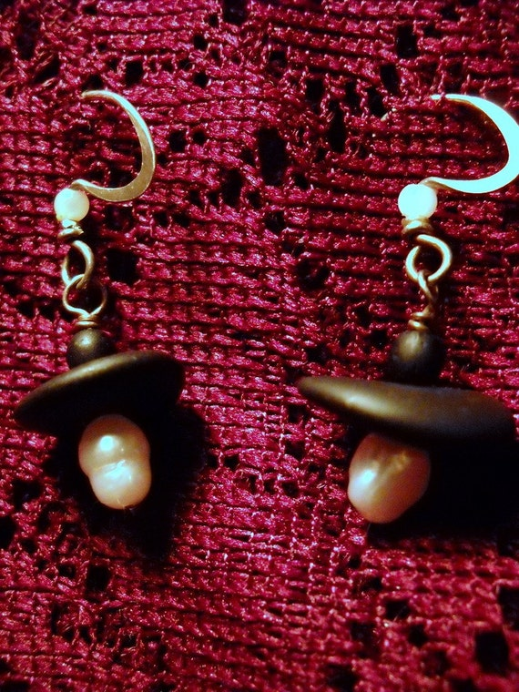 Zen River Meditation Earrings, Time Raveler