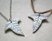 Customizable Mallorn Leaf Necklace