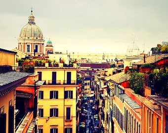Italy photography, Rome photograph, Vatican, travel photography for beautiful home decor