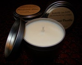 BREAKFAST AT TIFFANY'S - 8 oz Premium Soy Candle Tin