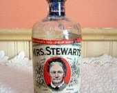 Mrs. Stewart's Liquid Bluing Bottle