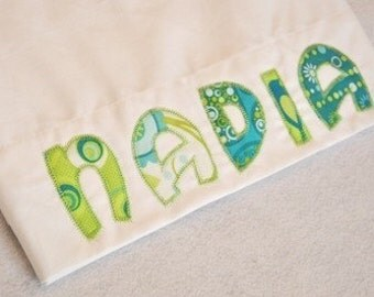 Roly Poly Applique Font - machine embroidery font