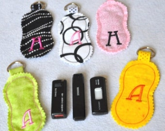 Peanut Jump Drive Case - In the Hoop Machine Embroidery NO SEW