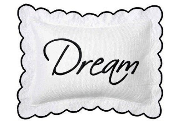 DREAM - Life Sentiments Embroidery Designs