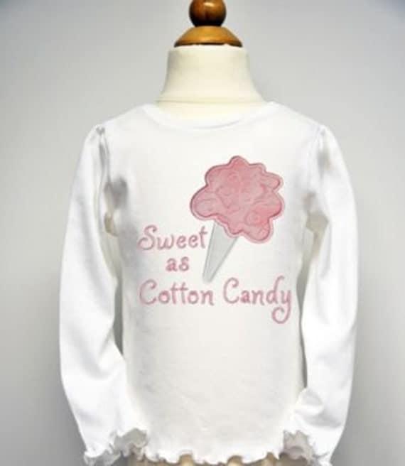 Cotton Candy Applique
