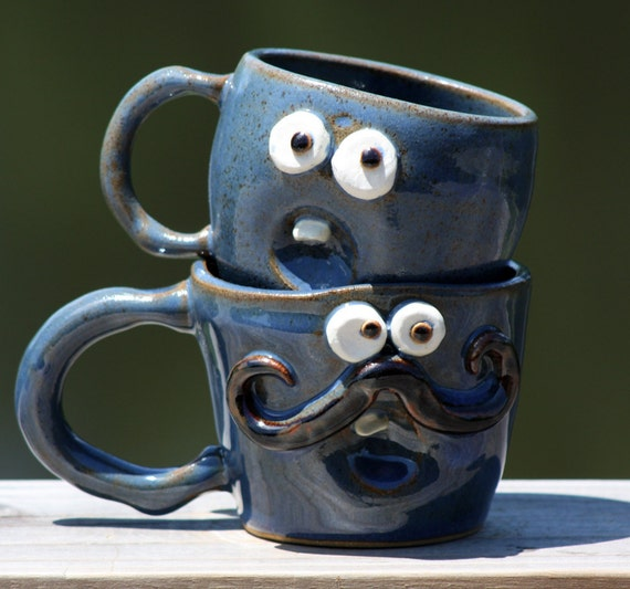 His and Hers Mugs, Small