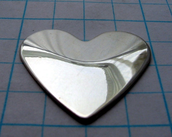 Sterling Silver HEARTS and Discs Combo Pack