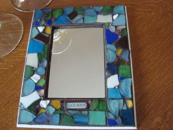 MOSAIC MIRROR - Beach House