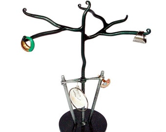 A Young Tree Jewelry Holder (Sculpture)