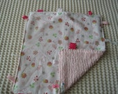 Made and Ready to Go Girly Chenille Blanket Sale