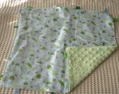 Leapfrog Busy Blanket