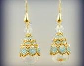 Globo earrings , perfect for tassels also