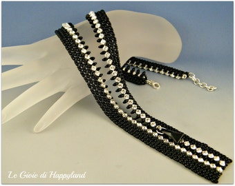 Zipper, tutorial step by step