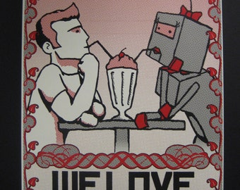 We Love Robots