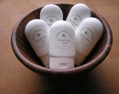 Lotion Sampler Set, 3 bottles, your choice of scents