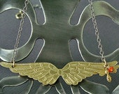 20% off A Few of My Favorite Wings Necklace
