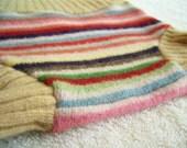 Repurposed Wool Diaper Cover Soaker - Medium