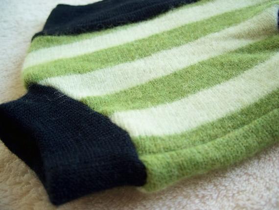 Repurposed Wool Diaper Cover Soaker - Small