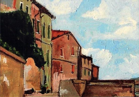 """4x6 Art Print """"Toscana"""""""