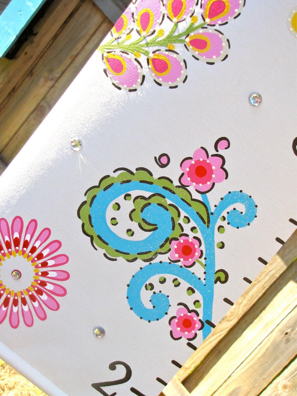 Dena designs kumari garden growth chart by buzylilbee on etsy for Dena designs kumari garden