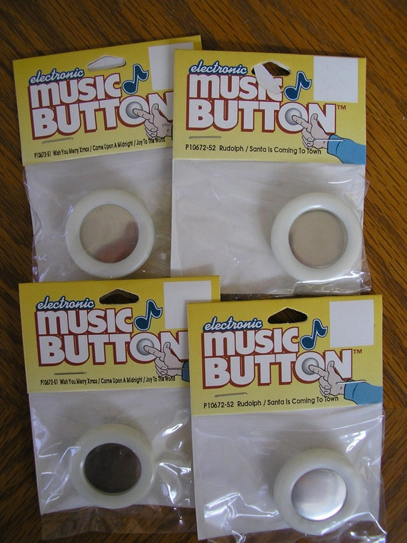 Music Push Buttons