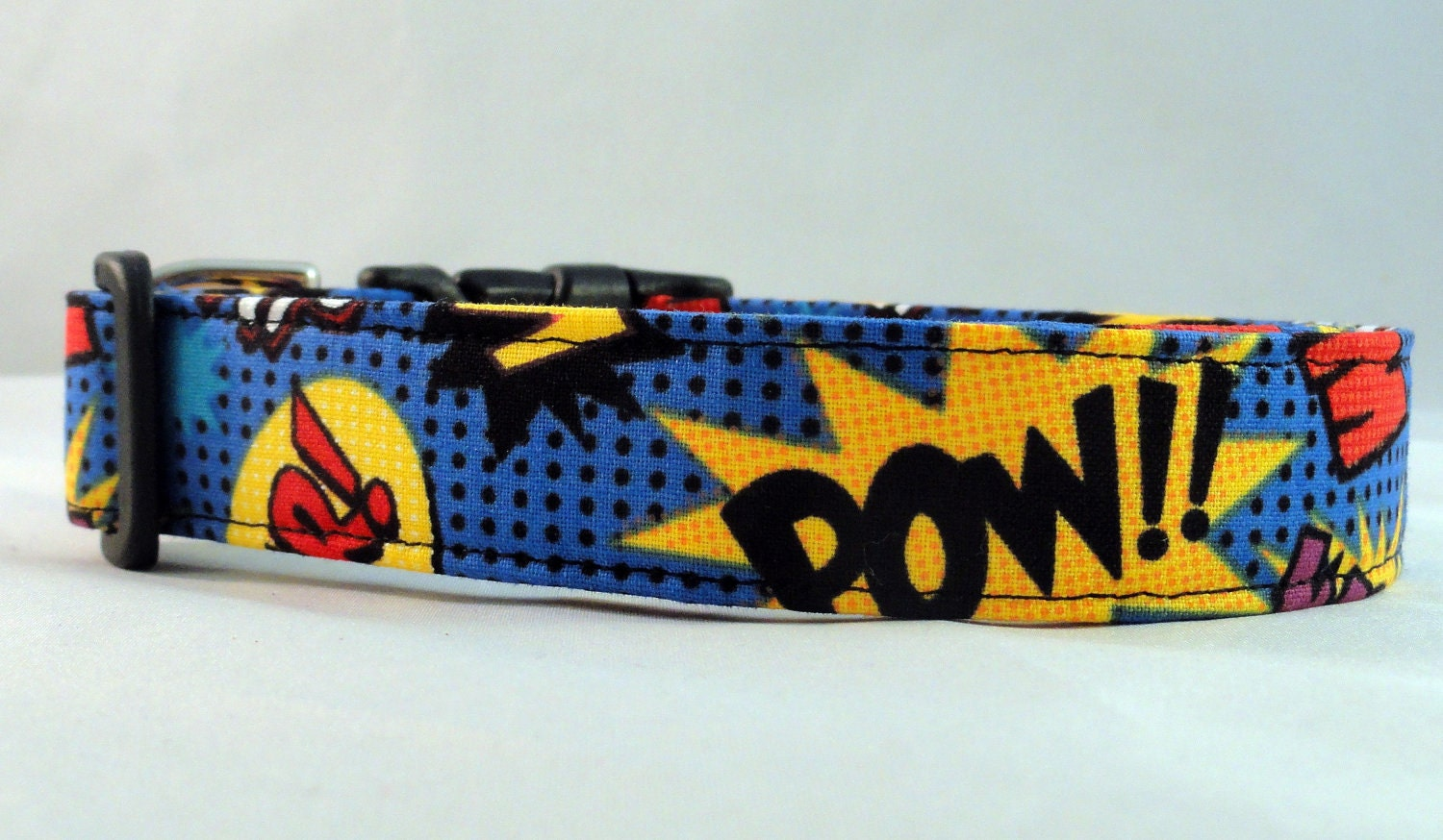 Superhero Dog Collars