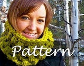 CROCHET PATTERN The Sans Limites Cowl