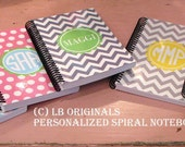 Personalized Spiral Bound Notebooks