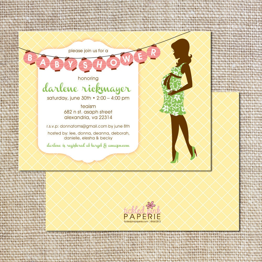 Baby Shower Invitations Tea Party was awesome invitations layout
