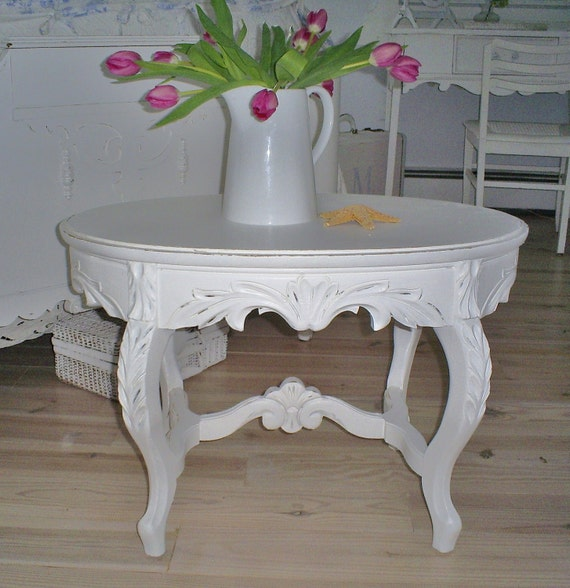 Shabby Chic Coffee Table Nz: Shabby Chic Coffee Table SOLD To Charleen28