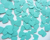My heart belongs to Tiffany - 500 die cut small hearts