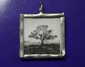 The Lone Tree Pendant
