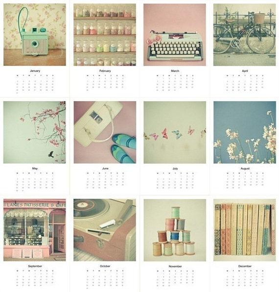 Lola's Room - Mini Calendar 2011