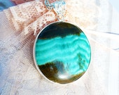 Carribean Vacation-Chalcedony-Necklace  R 230