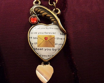 Love You Forever, Meet You By The Sea-Necklace 8022