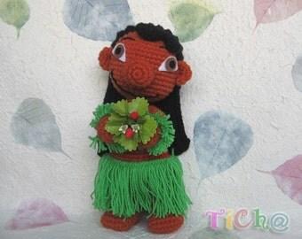 Lilo Aloha - PDF crochet pattern