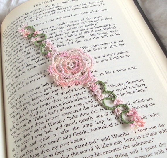 RESERVED Ethereal Rose Bookmark Limited Edition 1 of 2 - Rosa