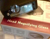 Destash - Visor, Double Lens Head Magnifying Glass