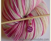 Mini Yarn Snob Stitch Marker (Qty 1)