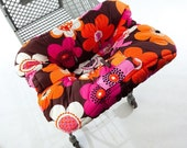 Shopping Cart Cover for a Girl Custom Boutique Woodland Delight
