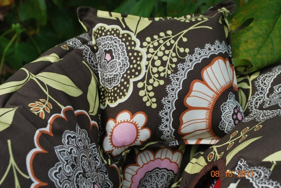 Shopping Cart Cover Custom Boutique (LOTUS LACE )